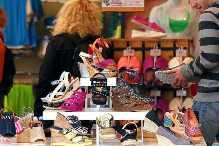 Feria internacional de calzado en León Guanajuato. Foto Dinero en Imagen.