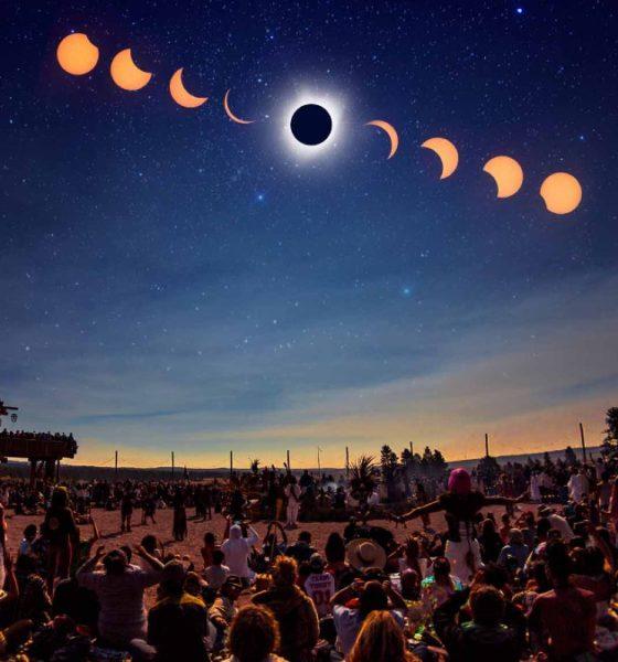 Festival Eclipse, Oregon. Foto_ Global Eclipse.