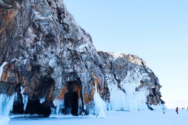 Lago Baikal en Rusia Foto Alyssa Li.