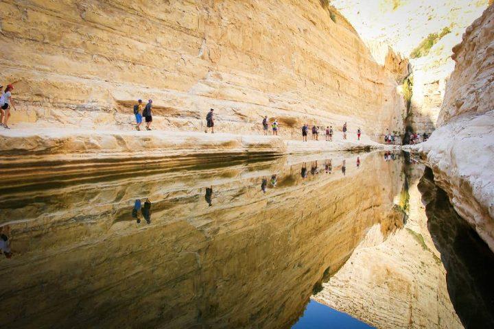 Lugares impresionantes en Israel. Foto Archivo.