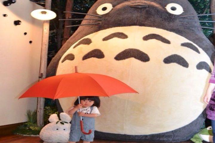 Mi Vecino Totoro. Foto Studio Love Ghibli (1)
