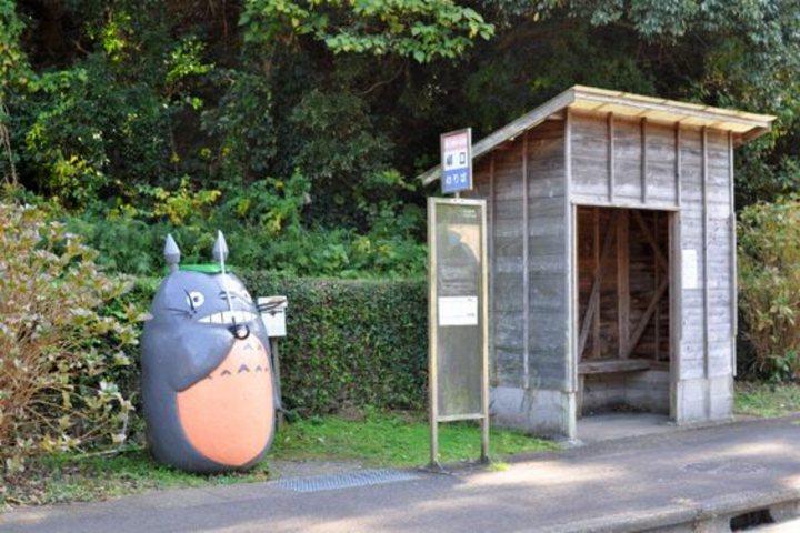 Museo Ghibli en Tokyo. Foto Kotaku.