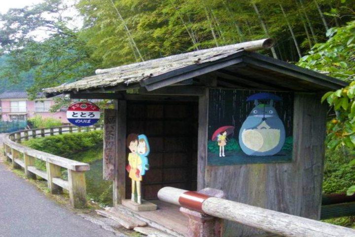 Museo Ghibli en Tokyo. Foto Nación ÑOÑO.