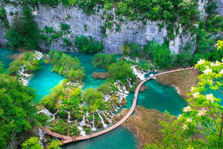 Parque nacional Plitvice. Foto_ Viajes Perfectos.