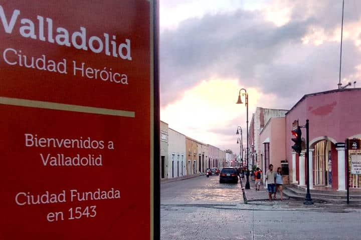 Valladolid Pueblo Mágico Placas