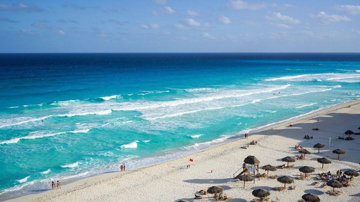 Podcast islas paradisiacas en Cancún. Foto Michelle Rapohi