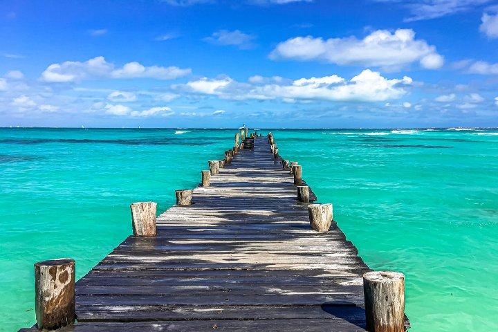 Podcast islas paradisiacas en Cancún. Foto Nextvoyage