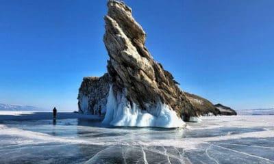 Lago Baikal. Imagen: Rusia. Archivo