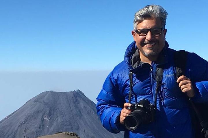 Sergio Tapiro Velasco. Mexicano gana concurso de fotografía. Foto_ IMER