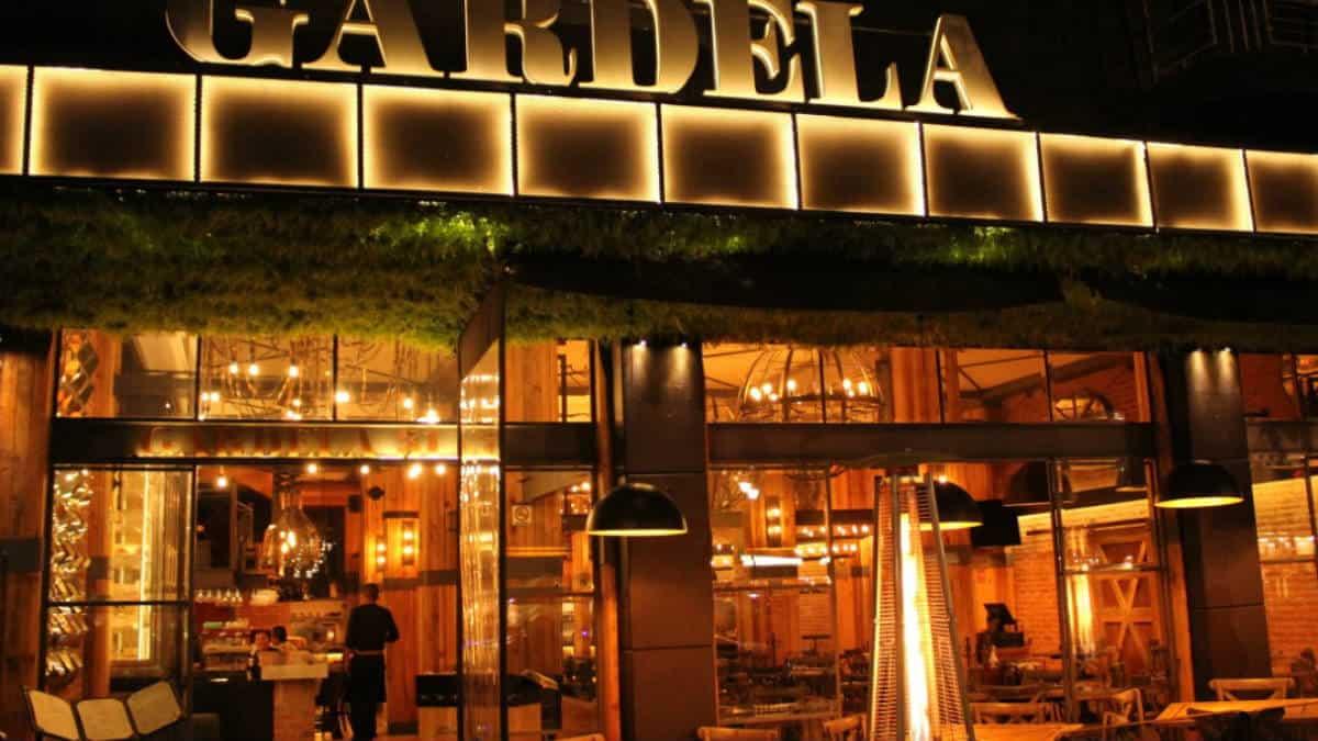 Restaurante Gardela. Imagen: CDMX. Archivo