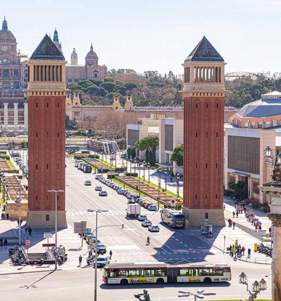 Portada Barcelona.Dominick Vietor
