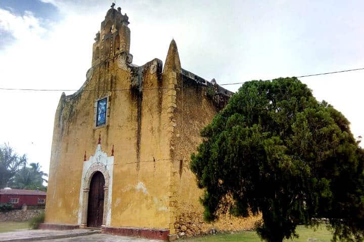 Valladolid Pueblo Mágico capillas