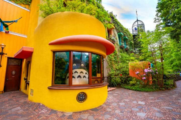 Museo de Ghiblio. Imagen:  Tokyo. Archivo