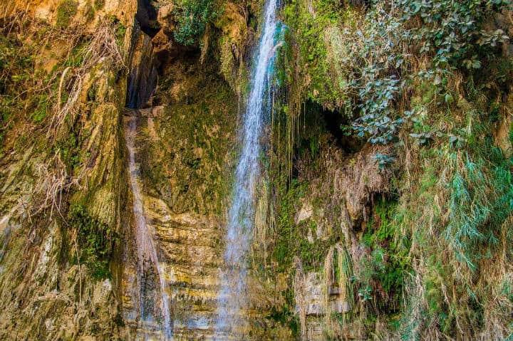 Rosh Hanikra. Imagen: Israel. Archivo