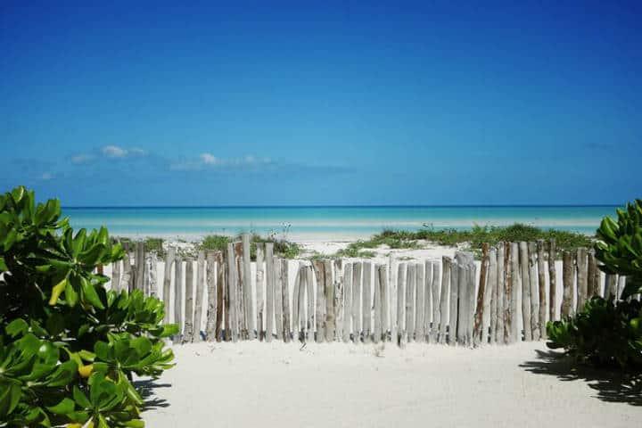 Isla Holbox. Imagen: Cancún. Archivo