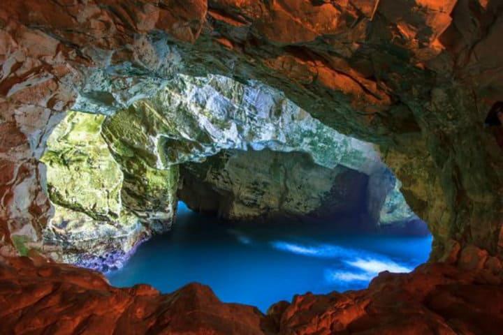 Cuevas antiguas. Imagen: Israel. Archivo