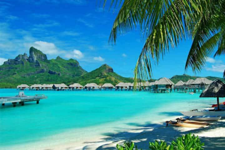 islas paradisiacas. Imagen: Cancún. Archivo