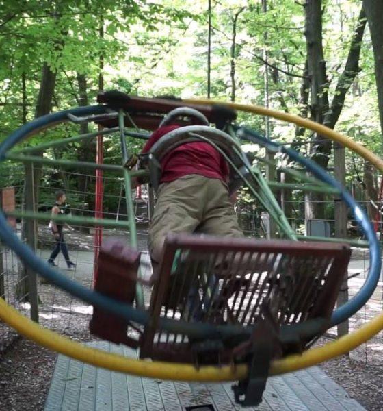 Ai Pioppi parque de diversiones ecológico en Italia. Foto: TYS Maganize