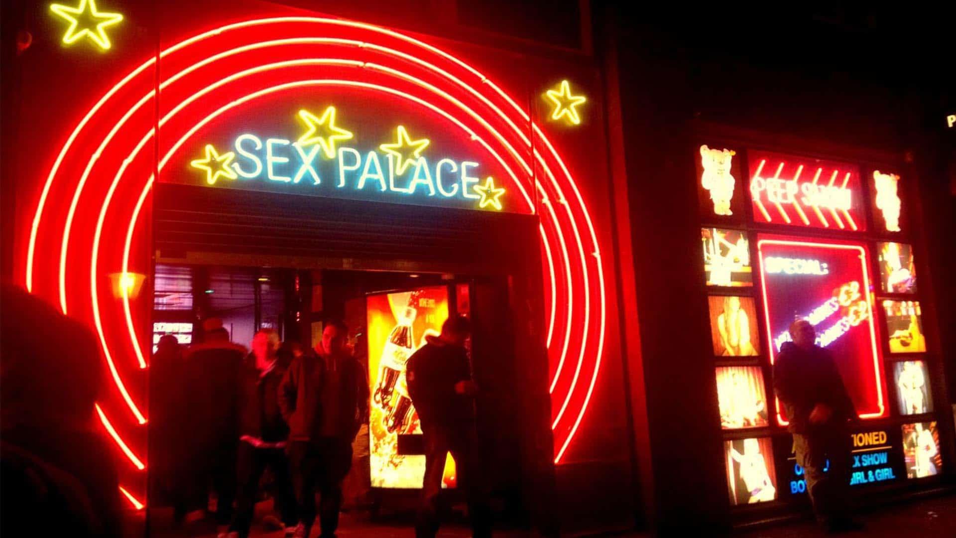 prostitutas masturbandose calle prostitutas amsterdam