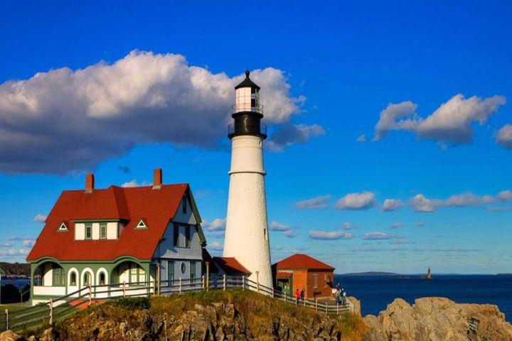 Estados Unidos Foto: Que hacer en Bangor Maine