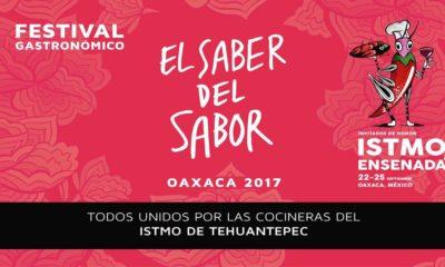 Festival Gastronómico el saber del sabor Oaxaca port