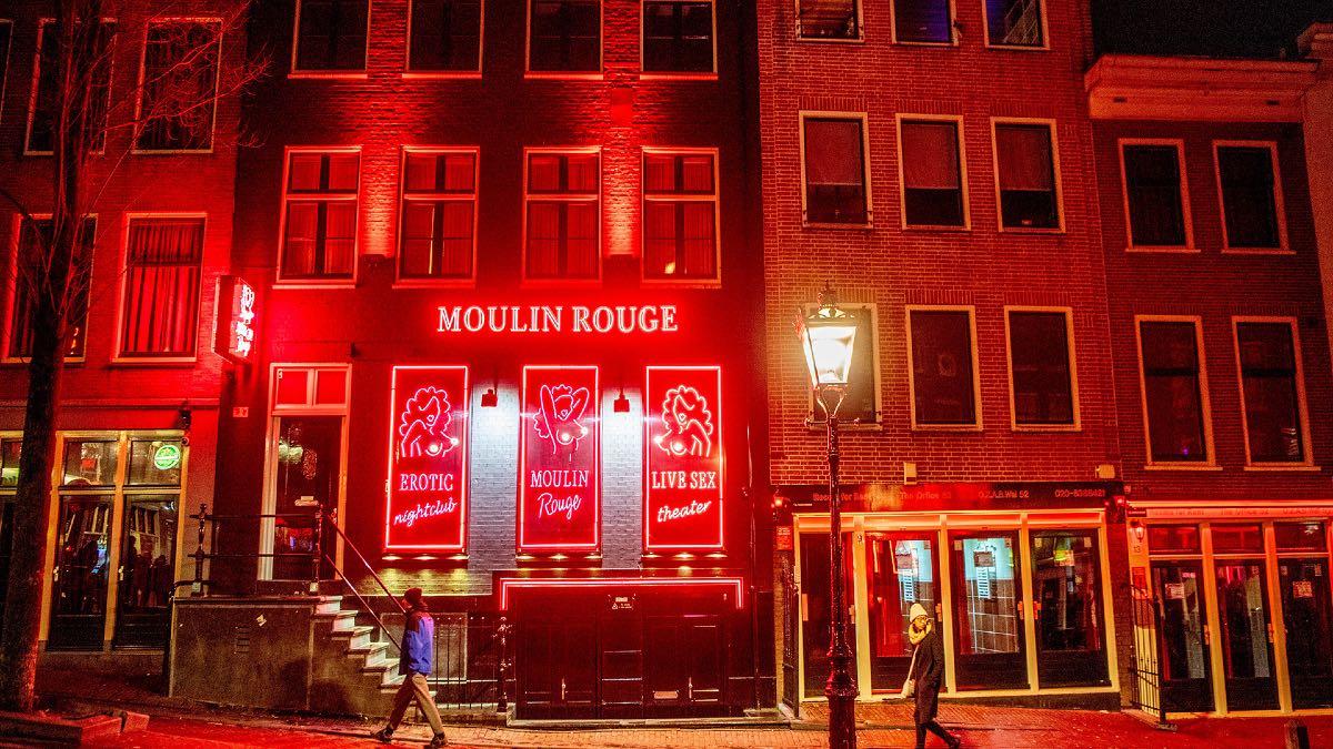 Holanda Zona Roja. Foto: Infobae