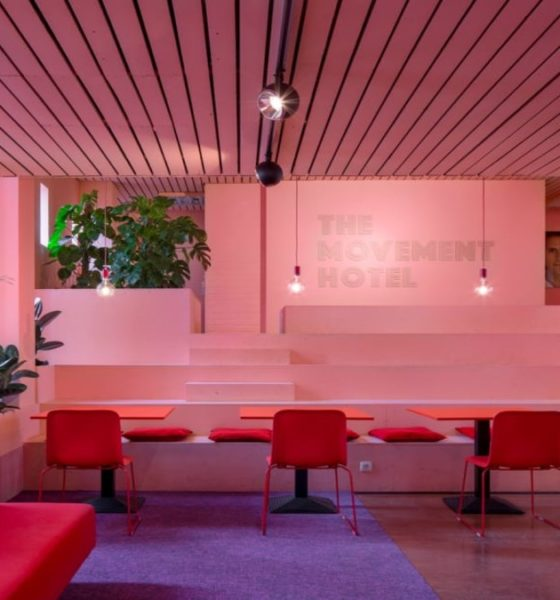 Homify Foto: Movement hotel en Holanda