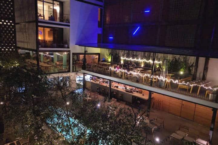 Hotel Carlota CDMX Foto El Souvenir 11