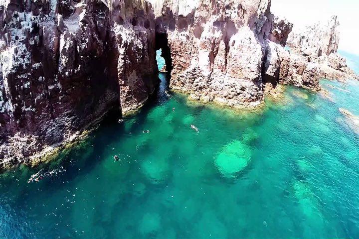 Isla Espíritu Santo. Foto: En Modo Avión