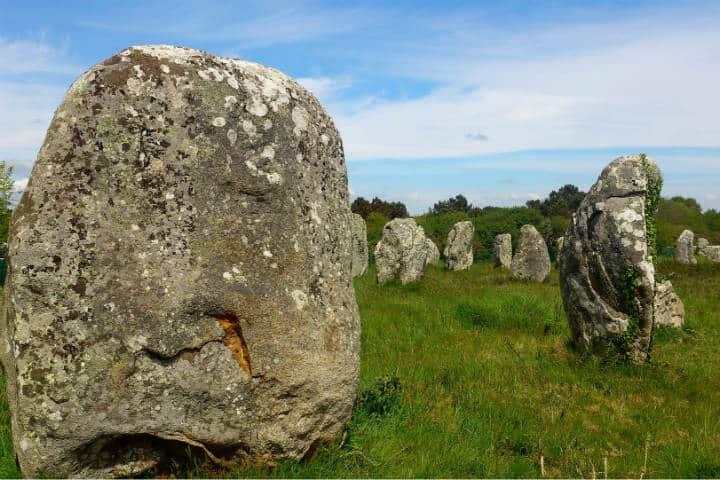 Megalitos de Carnac.Foto.Debotahkbates.1