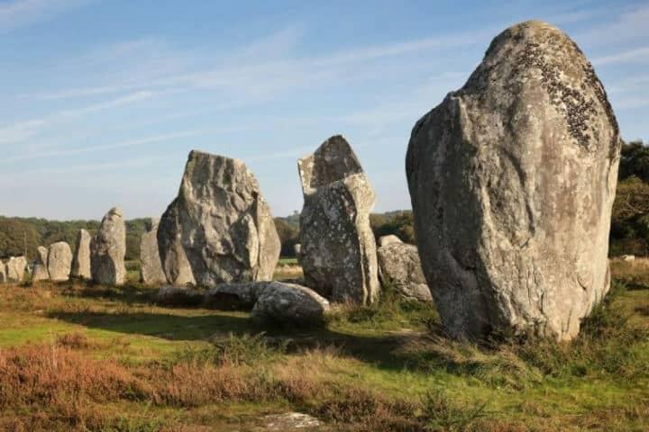 Megalitos de Carnac.Foto.Sciences et Avenir.6