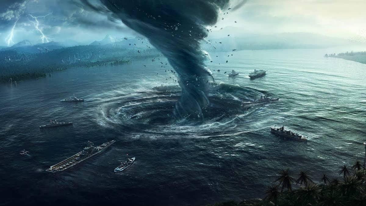 Portada.El mar del diablo en Japón.Foto.Superocho