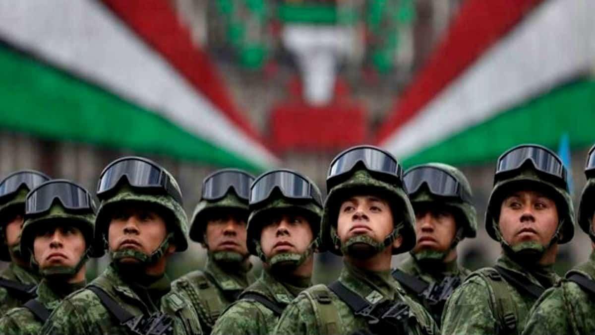 Portada.Por qué se realiza el desfile militar en la CDMX.Foto.Criterio Hidalgo