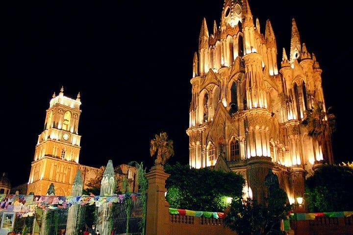 San Miguel de Allende. Imagen: Archivo.