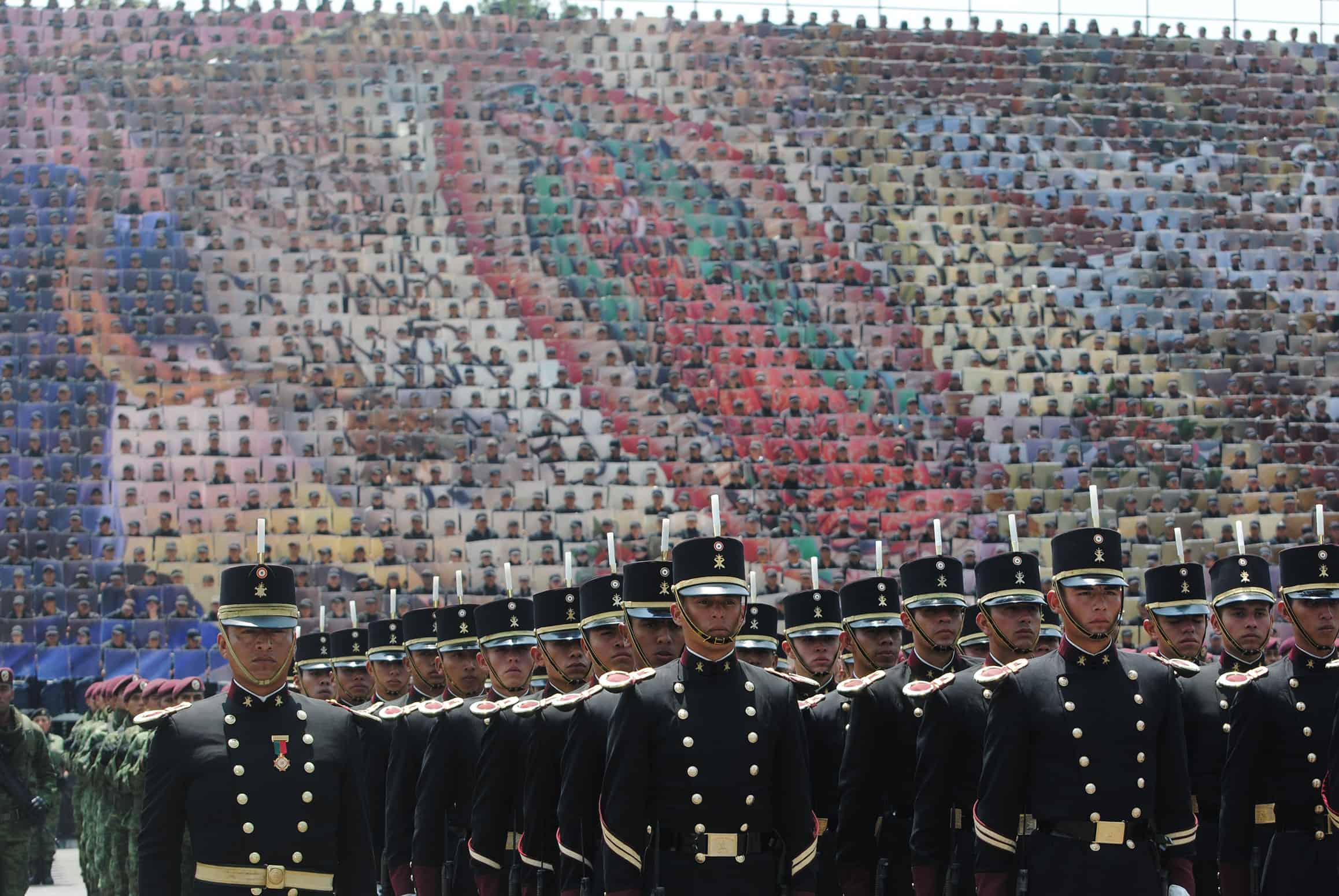 Por qué se realiza el desfile militar en la CDMX