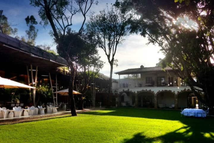 hotel anticavilla cuernavaca Foto Hotel Anticavilla 10