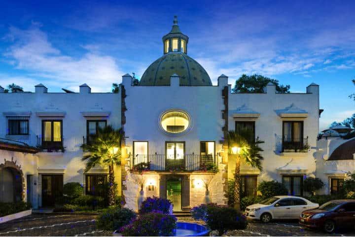 hotel anticavilla cuernavaca Foto Hotel Anticavilla 12