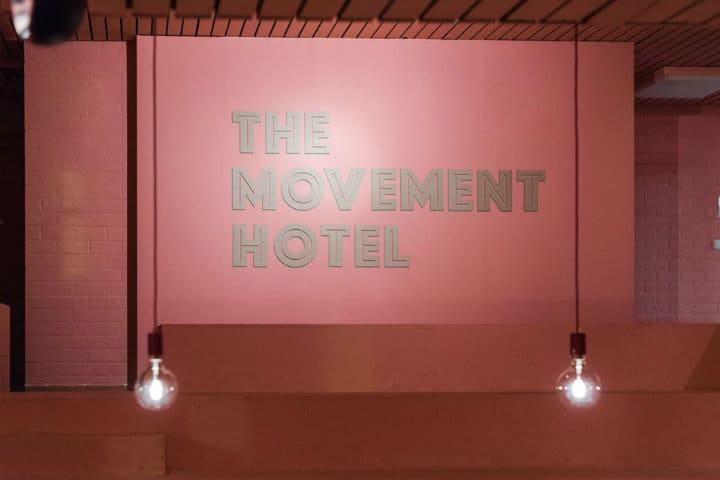 Movement hotel en Holanda. Imagen: Archivo.