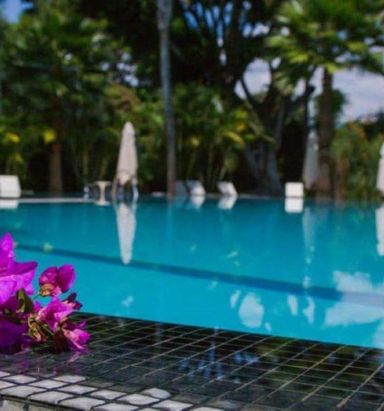 Portada Hotel Anticavilla Cuernavaca. Foto Hotel Anticavilla