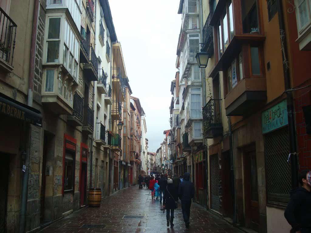 Victoria Gasteiz en España FOTO: Archivo