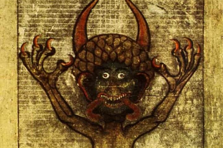 Codex Gigas Suecia. Foto: Archivo.