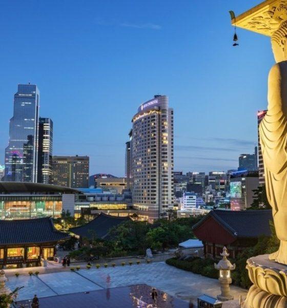 Corea del Sur. Foto: Viajes y Tramites.