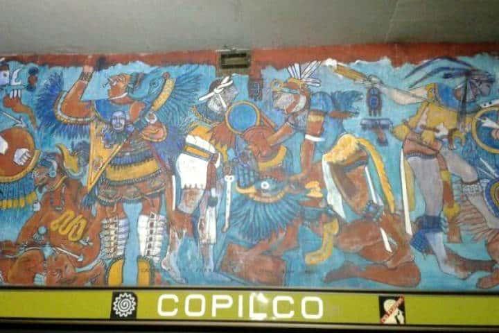 El Perfil del Tiempo en Copilco. Foto. MXCity.2