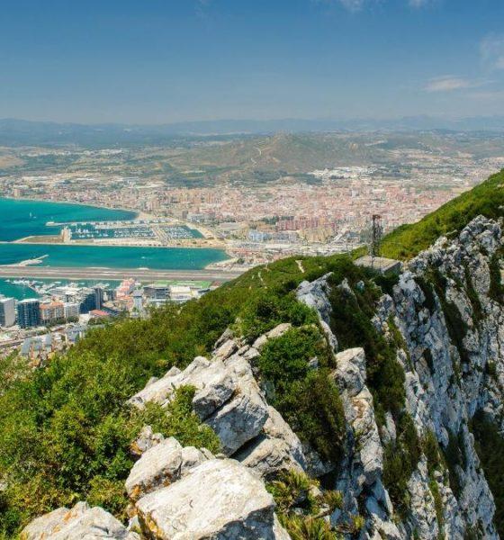 Estrecho de Gibraltar. Foto: Simmons Goinsford