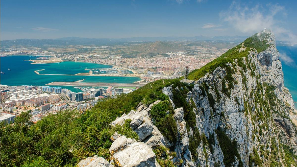Estrecho de Gibraltar. Foto_ Simmons Goinsford