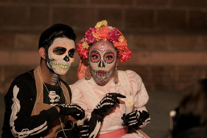 Festival Cultural de Calaveras en Aguascalientes. Foto. gtoviaja. 4