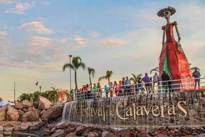 Festival Cultural de Calaveras.Foto.Teorema Ambiental.1