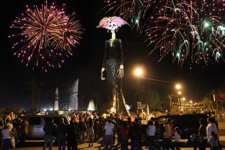 Festival de Calaveras Foto Turismo Aguascalientes 25