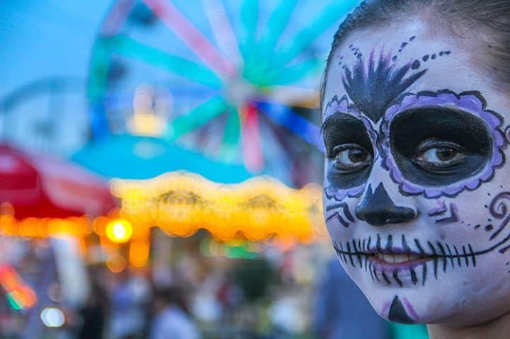 Curiosidades del festival cultural de calaveras. Foto: Archivo