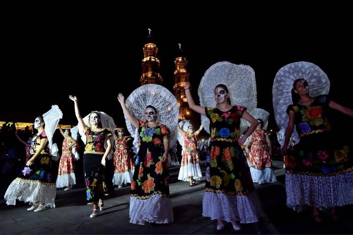 Festival de Calaveras. Foto. Lider Empresarial. 3